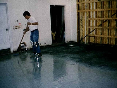 RATED BEST Floor Epoxy Paint Products - Epoxy floor coating over asbestos tile