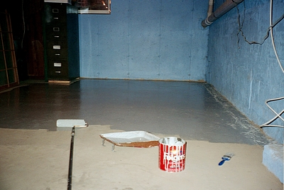 RATED BEST Floor Epoxy Paint Products - Best material for basement floor