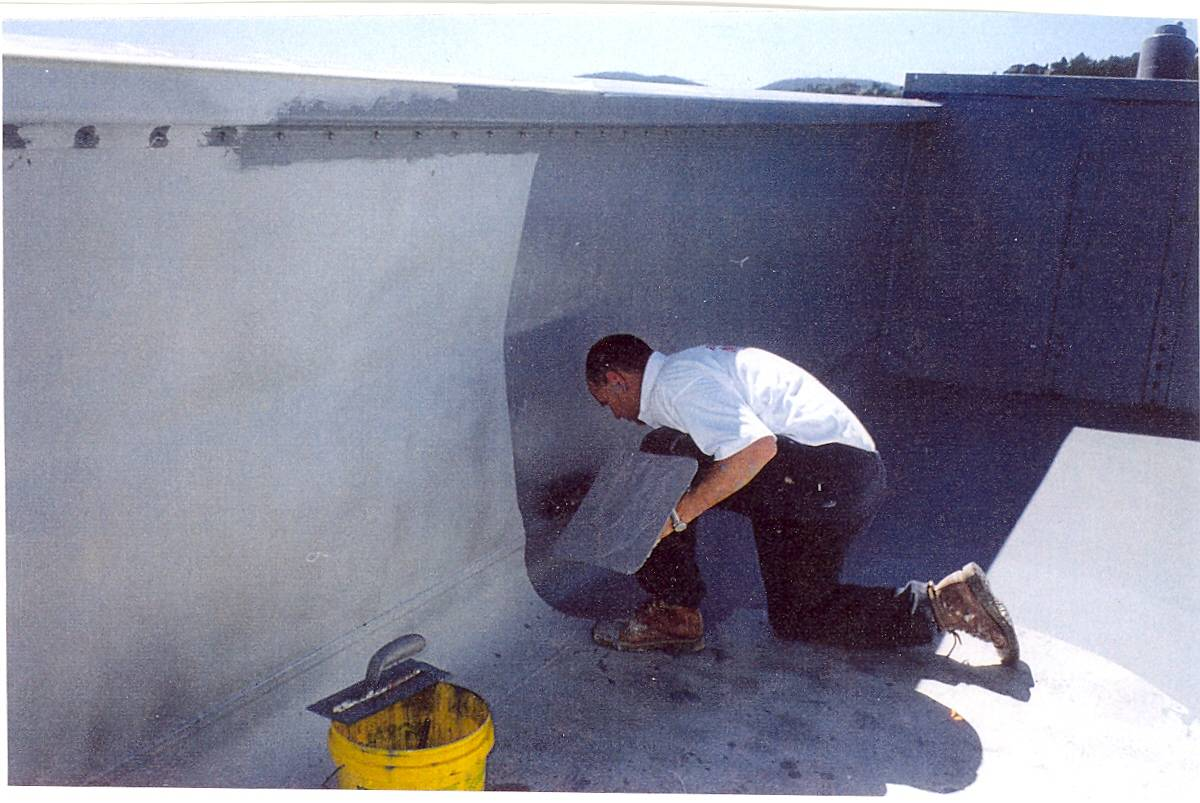 Epoxy Paint Coal Tar Solvent Free High Quality Two