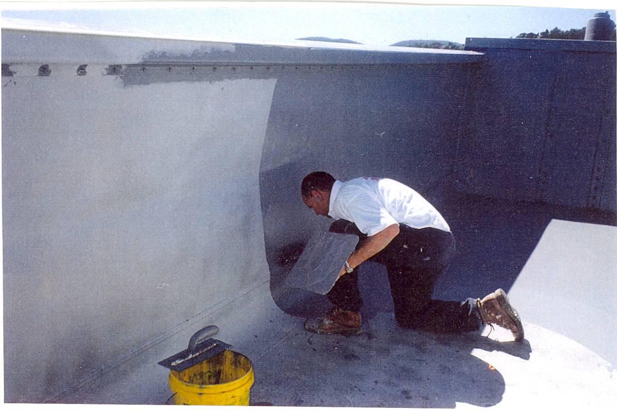 Epoxy Water Tank Paint